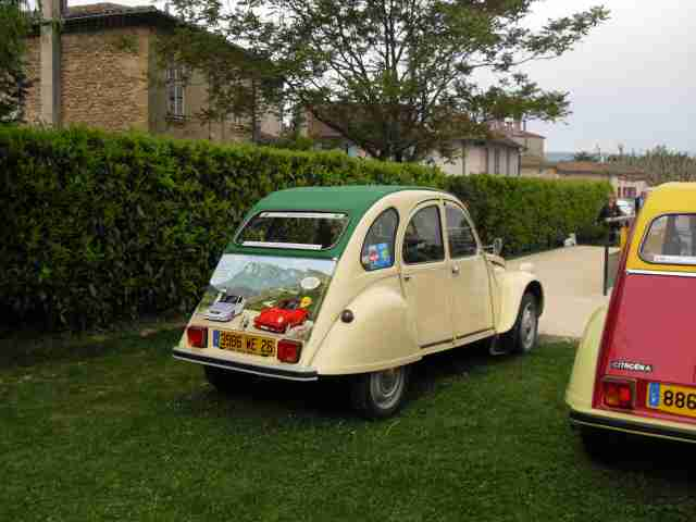 beauvallon 2cv