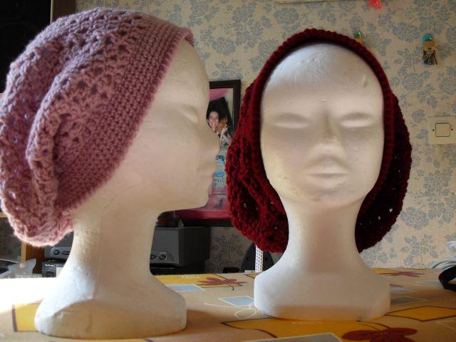 berets fantaisie