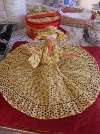robe poupées