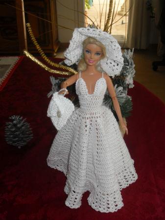 robes poupées