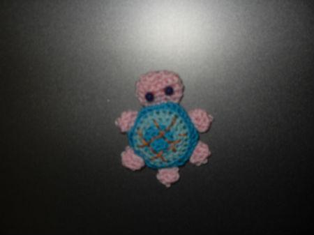 tortue aimentée